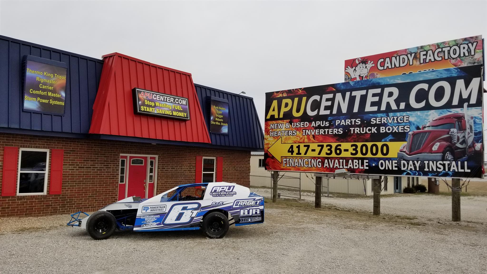APU Center Storefront